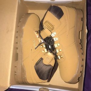 Weather Tech Filas Boots